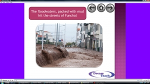 Madeira floods and landslides image