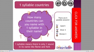 Country syllable starter image