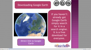 8f) Other skills- Making a Google Earth tour image