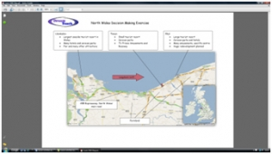 2d) Coasts decision making exercise- map sheet