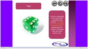 2a) Trade game- presentation