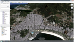 Brazil Google Earth tour