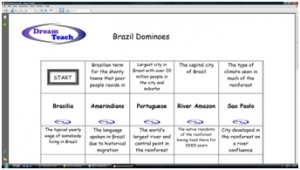 a) Brazil dominoes image