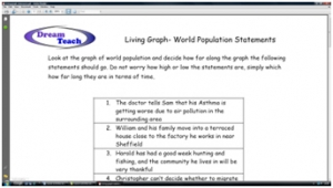 2b) Population living graphs- statements image