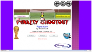 Population penalty shootout
