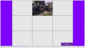 i) Slum picture reveal