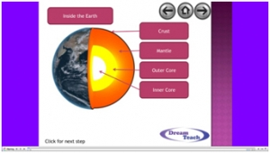 1b) An introduction to earthquakes and volcanoes- presentation image