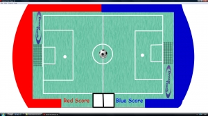 j) Football assessment game