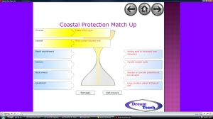 Coastal protection match up