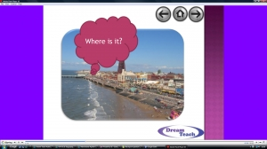 Blackpool question time
