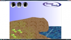 3c) Coastal landforms- caves, arches, stacks and stumps animation image