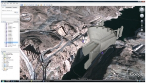 River Colorado Google Earth tour