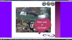 b) Niagara Falls question time image