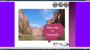c) Grand Canyon question time image