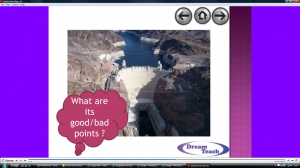 d) Hoover dam question time image