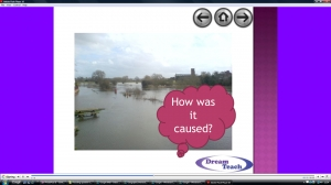 e) Flooding question time image