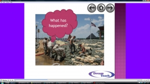 f) Flood response question time image