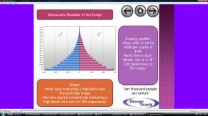 2c) Analysing population- population pyramids