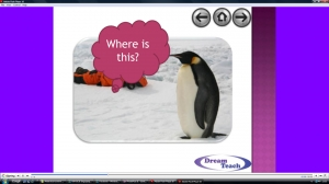 b) Antarctica question time image