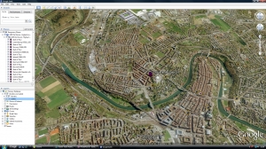 An introduction to development- Google Earth tour image