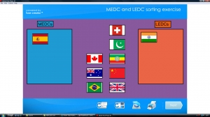 MEDC/LEDC sorting game image