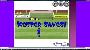Development penalty shootout image