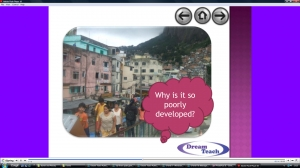 c) Favela question time image