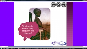 e) Malnutrition question time image