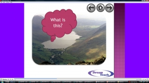 g) Ribbon lake question time image