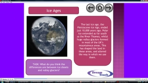 1b) An introduction to glaciation- presentation image