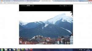 Tourism photograph slideshow