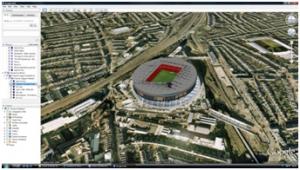 English Premier League- grounds Google Earth tour