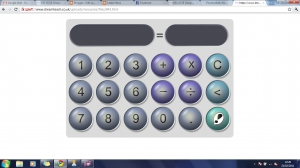 o) Calculator image