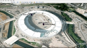 Olympic 2012 venues Google Earth tour image
