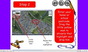 e) Task 4- Google Streetview PowerPoint