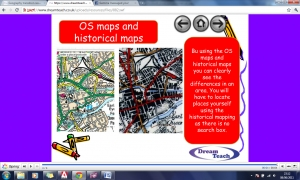 m) Task 11- Comparing maps presentation image