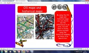 m) Task 11- Comparing maps presentation