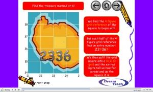 n) Task 11- Grid references presentation