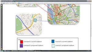 English Premier League- new ground development- stadium factsheet