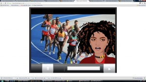 a) Olympics 2012- Why is Wilson such a fast runner mystery avatar introduction image