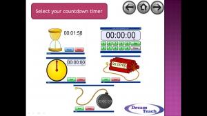 n) Countdown timers