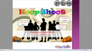 Population Hoopshoot