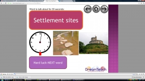 Talk about settlement