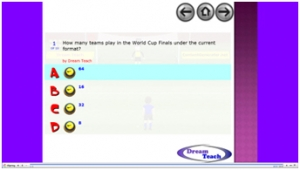 World Cup penalty shootout image